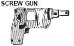 Screw Gun