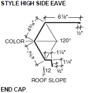 Style High Side Eave